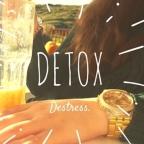 Detox. Destress.
