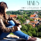 Going around Vilnius in Three Days